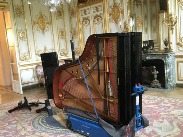 transport, déménagement et portage de piano dans l'ile de france